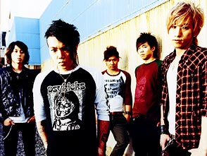 Back-on's Promo Picture on Gyao.jp