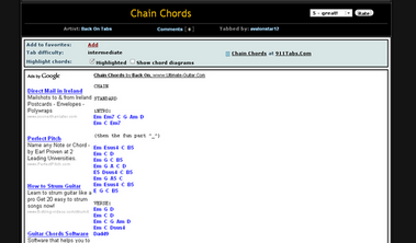 Ultimate-Guitar.com - Tabs