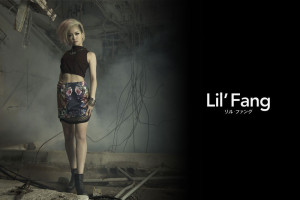 Lil' Fang profile photo from FAKY.jp