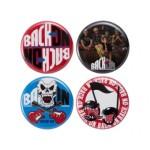 BACK-ON - Goodjob!! Tour Merchandise - Badges